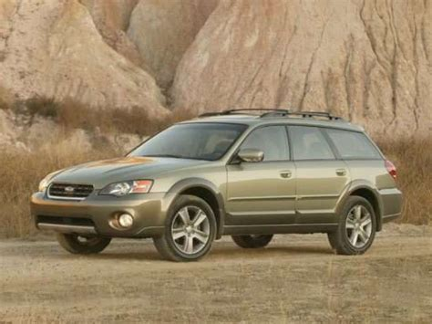 2007 Subaru Outback Models, Trims, Information, And