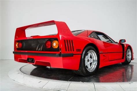 F40 Cost by 2 2 Million Dollar F40 For Sale On Craigslist