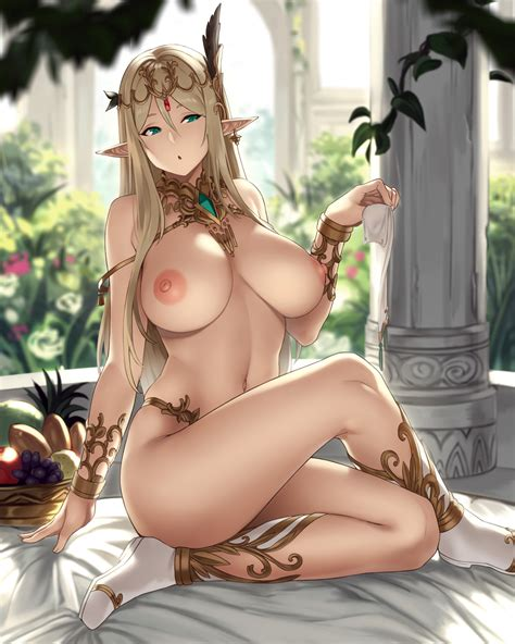Elven Goddess Mariahidalgo