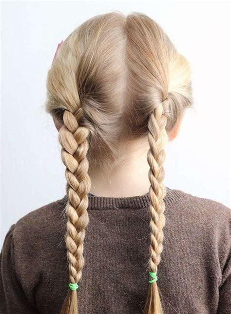 coiffure fille simple 20 id 233 es qui ne prennent pas plus de 5 minutes