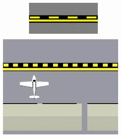 Movement Area Boundary Non Markings Faa Runway