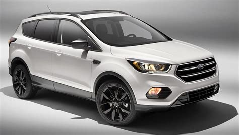 siege auto sport tuning 2018 ford escape redesign release date price and performance