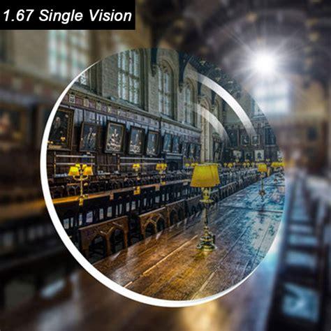 1 67 Prescription Rx Optical Optical Prescription 1 67 Single Vision Aspheric Hc Tcm Uv