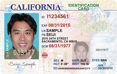 california license coming   wallet purse