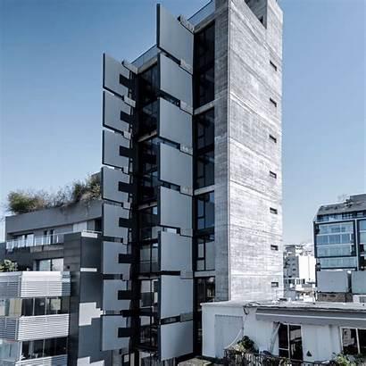 Beirut Samara Fouad Apartments Walls Architects Sliding