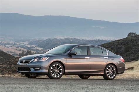 2015 Honda Accord Reviews And Rating  Motor Trend