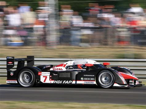 Peugeot Le Mans by 2008 Peugeot 908 Hdi Fap Le Mans Prototype Top Speed