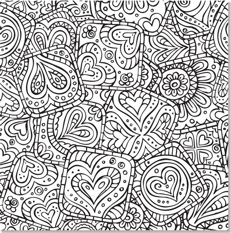 Coloring Doodle by Doodle Coloring Pages To And Print For Free