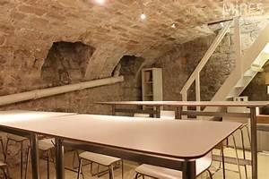 Construire Une Cave Voutée En Pierre : une cave vo t e en pierre c0561 mires paris ~ Zukunftsfamilie.com Idées de Décoration