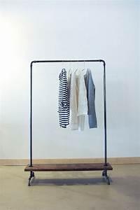 Ikea Kleiderstange Wand : die besten 20 kleiderstange ikea ideen auf pinterest ~ Michelbontemps.com Haus und Dekorationen