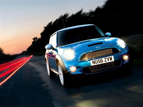 Mini Cooper Blue Edition Hd Picture by Mini Cooper Wallpapers Hd Wallpaper Cave