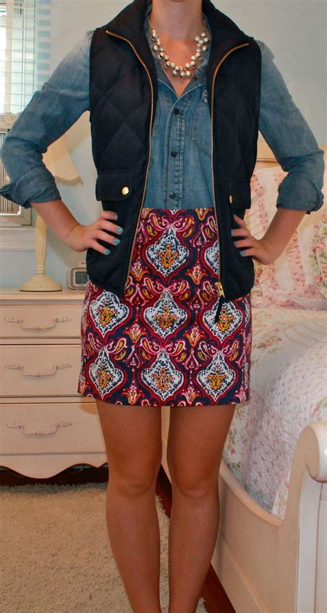 1000 Ideas About Preppy Fall Outfits On Pinterest Down