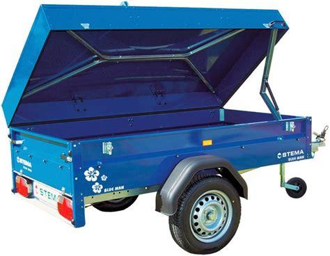 reifen für pkw anhänger 750 kg stema pkw anh 228 nger 187 blue 750 verschlie 223 bar 171 otto