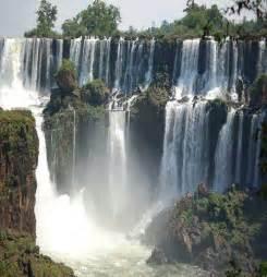 Waterfalls Brazil-Argentina