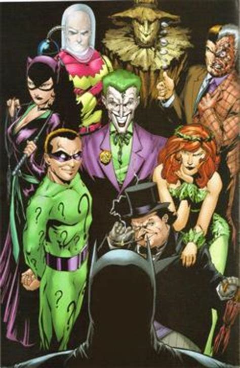 rogues gallery tv tropes