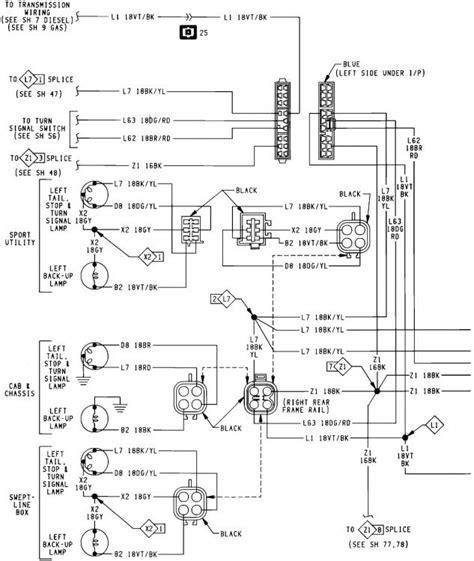 Wiring For Trailer Lights Dodge Diesel Truck