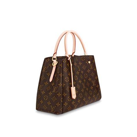 montaigne mm monogram handbags louis vuitton