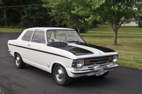 1969 Opel Kadett For Sale by 1969 Opel Kadett L Classic Opel Other 1969 For Sale
