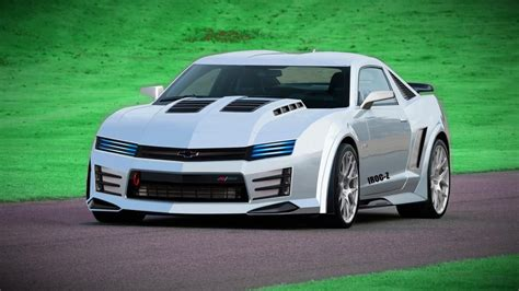 2020 The All Chevy Camaro by All New Chevy Camaro Iroc Z 2019 Release Date And Specs