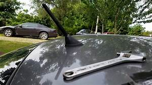 Ebay Toyota Corolla Shorty Antenna Install Xrs
