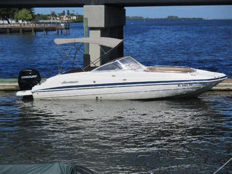 Craigslist Florida Hurricane Deck Boat by Hurricane Deck 198 New And Used Boats For Sale