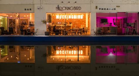 mockingbird cinema  kitchen digbeth birmingham bar reviews designmynight
