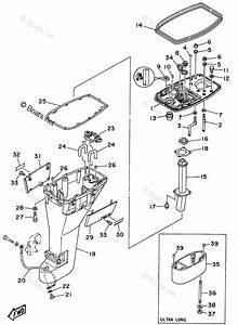 Yamaha Outboard Parts By Year 1995 Oem Parts Diagram For