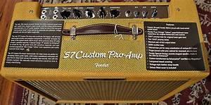 Fender 57 Custom Pro Amp Tweed Pro