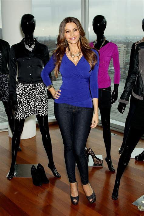 'Modern Family' star Sofia Vergara launches clothing line ...