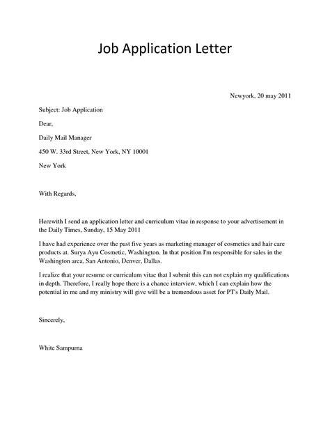 14740 application letter format application letter format for save exle letter
