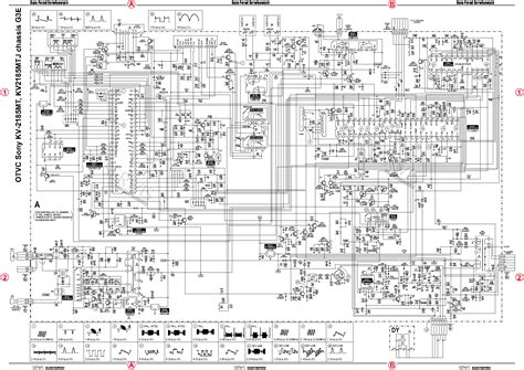 sony kv  chassis ge  service manual