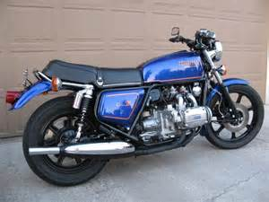 Honda GL1000 Gold Wing | BikeVX