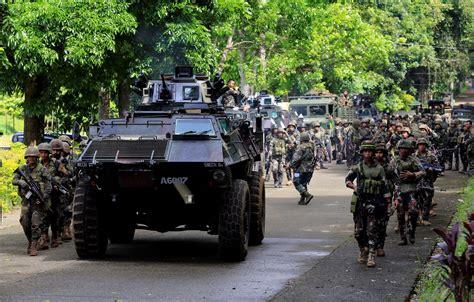 siege city solymone southern philippine city of marawi siege