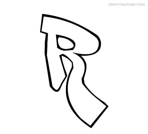 graffiti letters crna cover letter graffiti letter r crna cover letter 36368