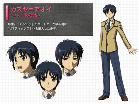 freezing anime personajes kazuya aoi freezing anime characters database