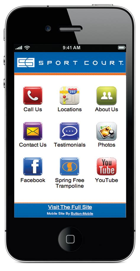 one mobile button mobile mobilize your business