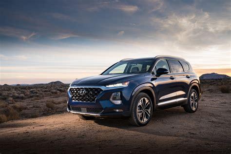 2019 Hyundai Santa Fe Pricing Starts At ,500