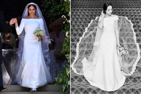 Bridal Brand Releases Replica Of Meghan Markle's Royal