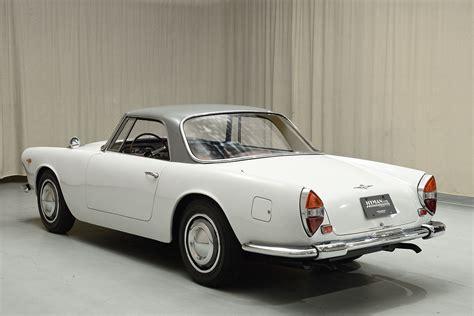 lancia flaminia gt   coupe hyman  classic cars