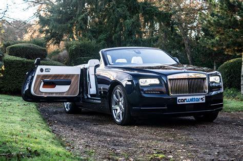 Rolls Royce Dawn 2017 Review  Carwitter  Car News Car