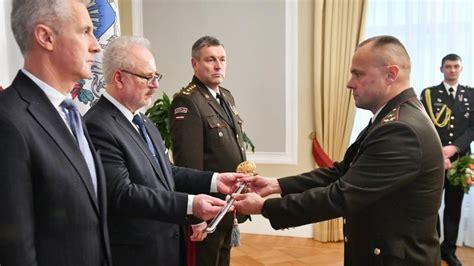 Zemessardzes komandierim piešķirta brigādes ģenerāļa dienesta pakāpe   Sargs.lv