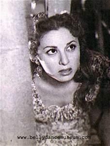 Faten Hamama profile - Famous people photo catalog.