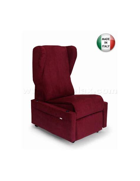 Poltrone Per Anziani E Disabili by Poltrona Relax Per Anziani E Disabili Braccioli Removibili