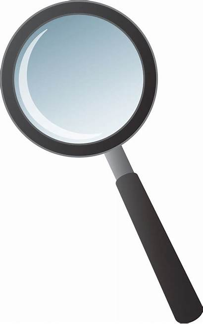 Magnifying Glass Clipart Clip Spy Glasses Detective