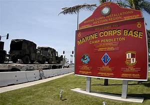 Camp Pendleton Marine Who Says She Was Convicted Of