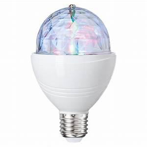 E27 Led Leuchtmittel : led leuchtmittel disco kugel rgb led 3 w e27 bauhaus ~ Watch28wear.com Haus und Dekorationen