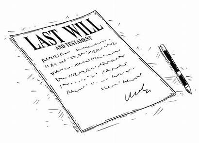 Last Testament Planning Document Estate Pen Questions
