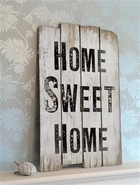 Home Sweet Home Deco by Tekstbord Home Sweet Home Tekst Borden