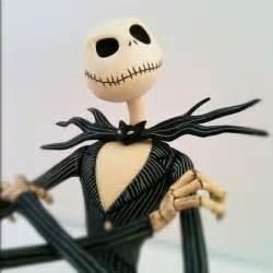 Nightmare Before Christmas Jack Skellington Figure