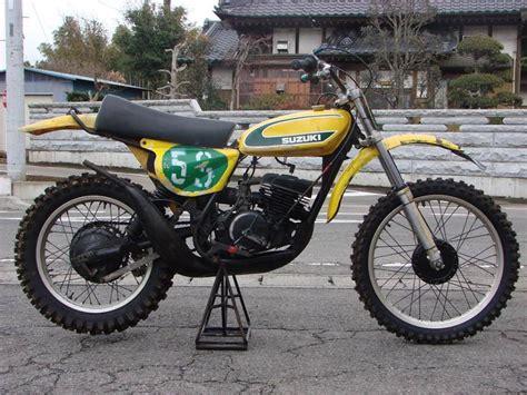 1974- Suzuki Rh250 Factory Racer